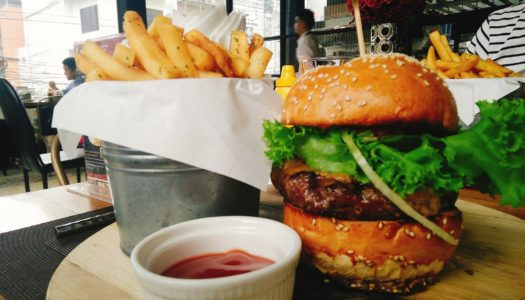 New York Style Steak & Burger