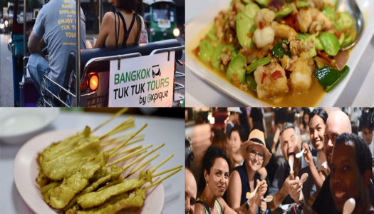 Take a Tourcation – This Tuk Tuk Tour Hits The Foodie Spot.