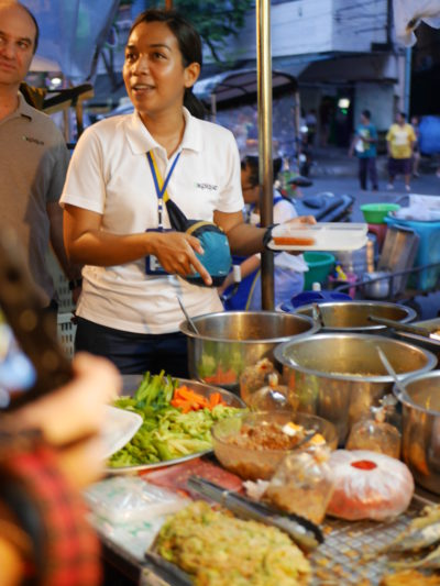 Expique Tuk Tuk and Food Tour