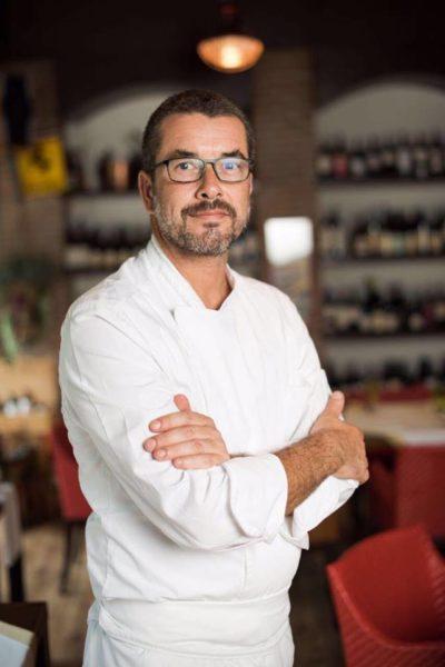 Chef Stefano Borra