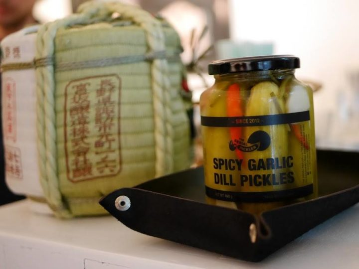 The Serial Pickler Brand