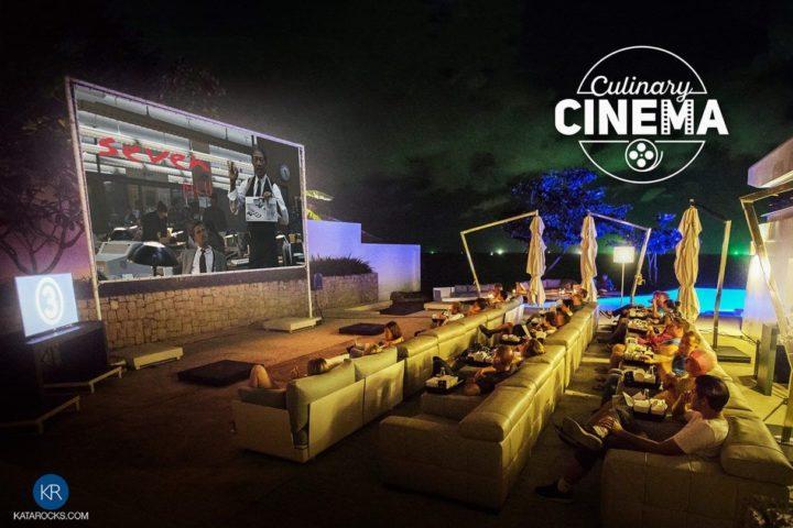 Culinary Cinema at KaTa Rocks