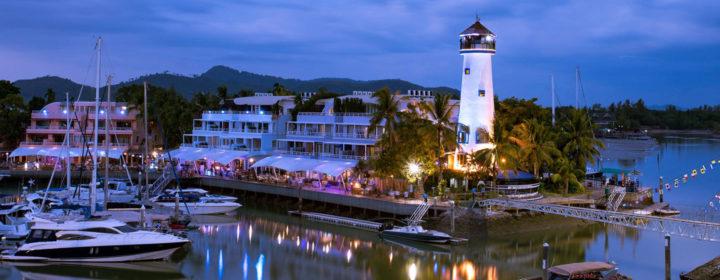 Boat Lagoon at Phuket
