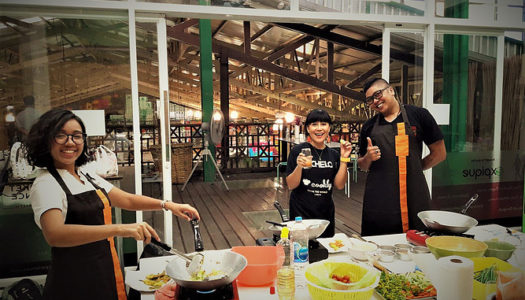 Chef Alyssa gives Thai food a Twist on Tour – The Market Experience