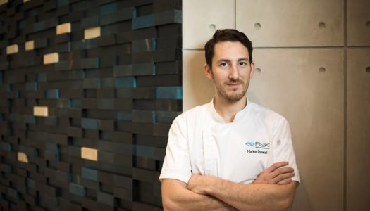 Chef Markus brings the Cold Waters Seafood Experience to Bangkok