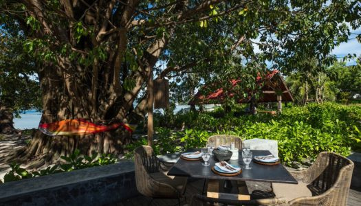 Rustic Beachfront Dining at Ta Khai