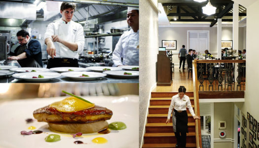 Brasserie 9 – A Colonial Centerpiece in the Heart of Bangkok [Gallery]