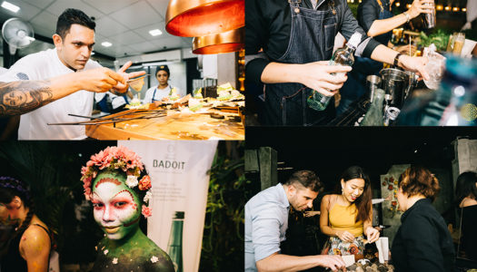 Haoma Restaurant Launches with a Secret Garden Party | Gallery