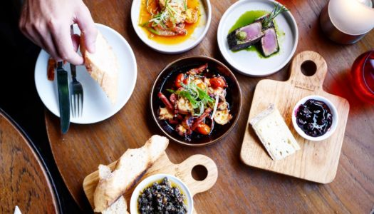 Scarlett's Saving Grace in Stunning Scenery & Top Tapas at Steal Prices [Review]