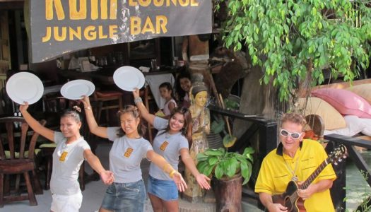 Relish the Taste at Rum Jungle Phuket