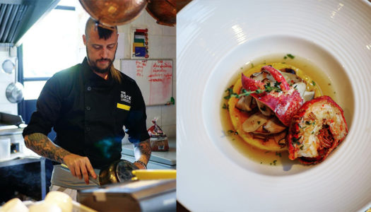 The Seafood Appreciation Dinner Series Is Back on the Scene and so Is Chef Colin, Bangkok's Seafood Guru