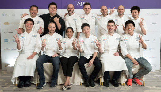 Three of Bangkok's Rising Chefs Chosen to Represent Thailand at ICSA 2018