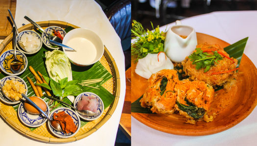 A Foodie's Findings of Hor Mok in Bangkok, Thailand