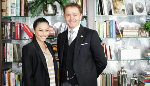 Bangkok Gets Its Own Butler Academy – Nai Lert Butler