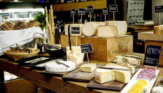 A New Cheese Buffet in Bangkok Comes at an Unbeatable Price