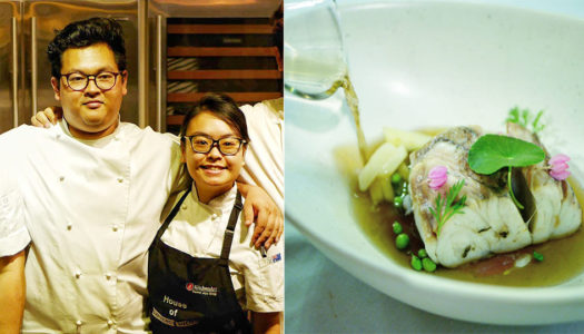 "Culinary Couple Top Russell and Michelle Goh to Redefine What ""Local"" Means at Ter'ra Bangkok 