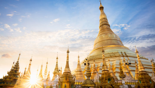 "Experience the "" Luxury & Culinary Gateway "" in the Heart of Yangon"