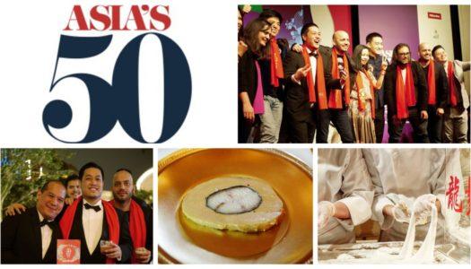 Asia's 50 Best 2019 Highlights   Bangkok Foodies Gallery