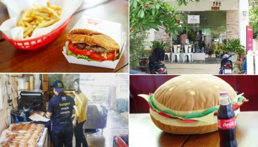 Sukhumvit Loses Daniel Thaiger Burger Truck but Gains a Kitchen