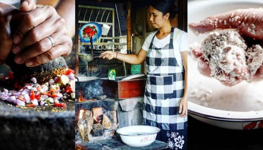 Experience Mind-blowing Cooking Class with Ancient Aga Tribe | Khiri Travel Bali