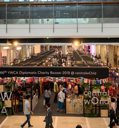 66th YWCA Diplomatic Charity Bazaar