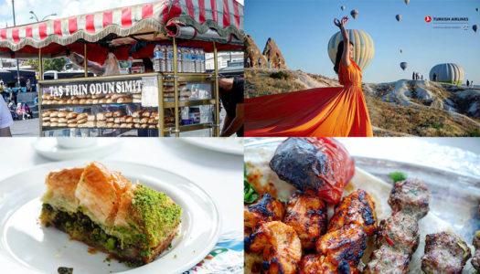 Turkey, the New Foodies Bucket List Destination : A Travelers Guide | Bangkok Foodies