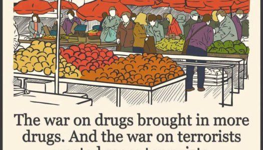 Food War!