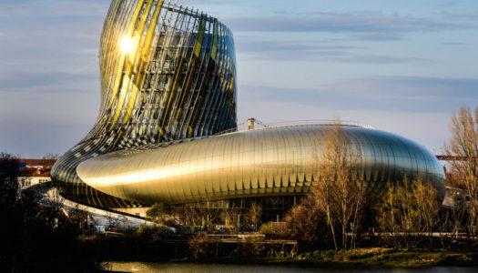 France's first Wine Theme Park- La Cité du Vin