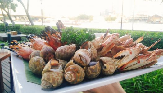 Seafood BBQ by The Riverside