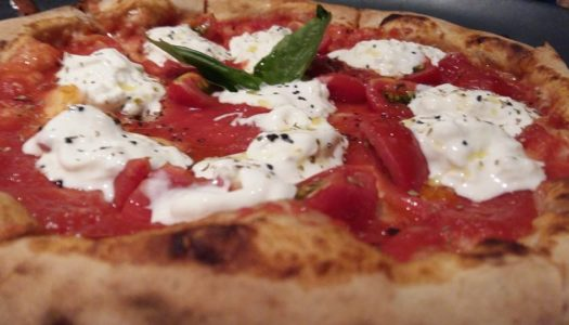Pizza powerhouse replaces an old favourite.