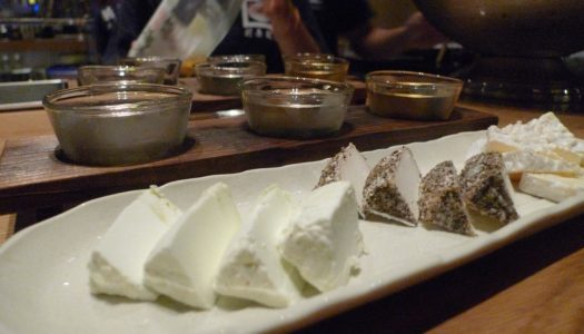 Cheese & Sake Night at Orihara Shoten