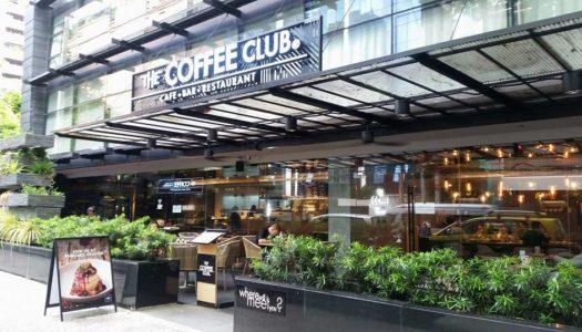 The New & Fancy Coffee Club in Soi 18