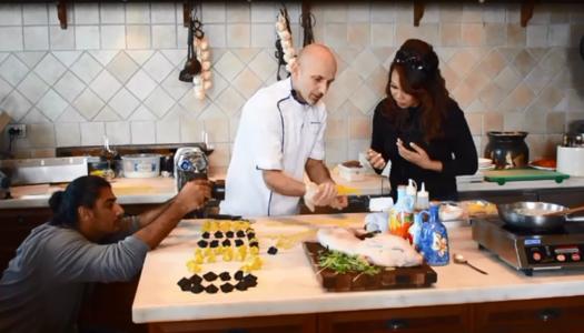 Bangkok Foodies Behind The Scenes at Attico