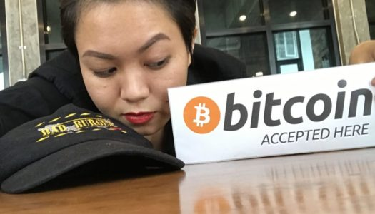BURGERS, LOBSTERS, EVEN A LAP DANCE – PAY BY BITCOIN IN BANGKOK