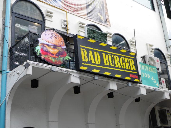 BAD BURGER BANGKOK