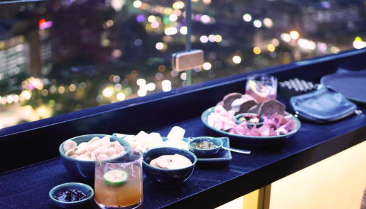 Hallelujah! A Sky Bar in Bangkok that wont cost an arm – New sky bar at new hotel.