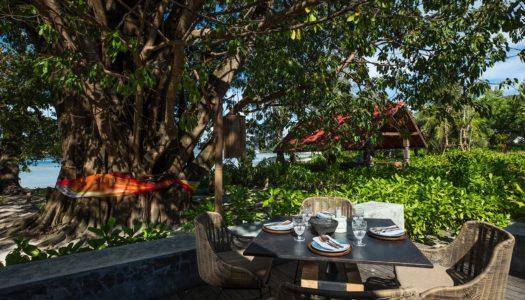 Rustic Beachfront Dining at Ta Khai
