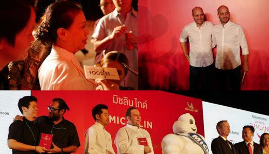 The Chefs, The Guide, The Gossip – Michelin Bangkok [ Opinion ]