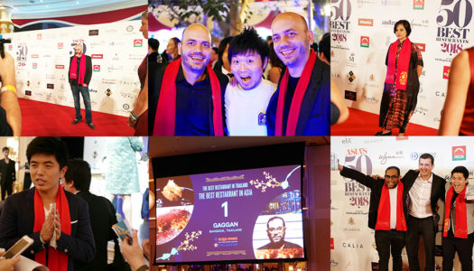 Asia's 50 Best Restaurant 2018 List & Photo Gallery