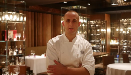 Fit and French – New Chef to introduce Healthy French Fine Dining to Bangkok