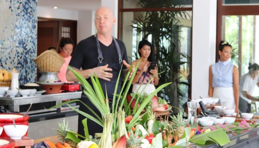 Messing with Mexican – Fusing Thai ingredients with Mexican Flavours at Cachet Resort Dewa Phuket