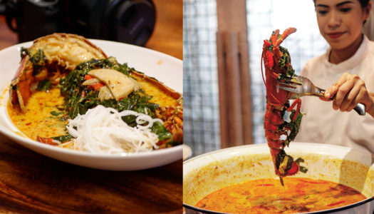 Chef's Signature Lobster Curry a hit at this Monthly Sunday Buffet