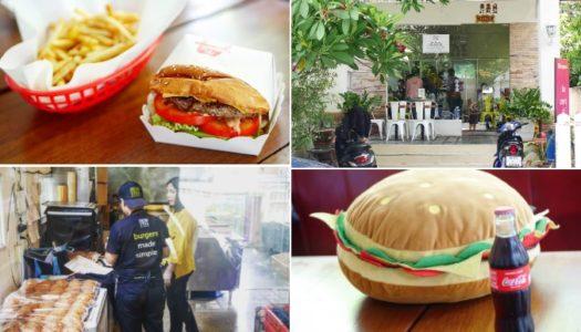 Sukhumvit Loses Daniel Thaiger Burger Truck but Gains a Kitchen