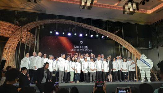 Michelin Guide Thailand 2020 – Announcement Bangkok, Chiang Mai, Phuket & Phang Nga
