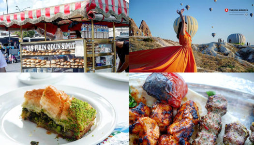 Turkey, the New Foodies Bucket List Destination : A Travelers Guide | Bangkok Foodies