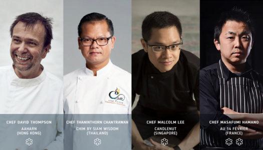 This Year's Organic Festival will Feature Chef David Thompson, Chef Malcolm Lee, Chef Masufumi Hamono at 137 Pillars, Bangkok | Bangkok Foodies