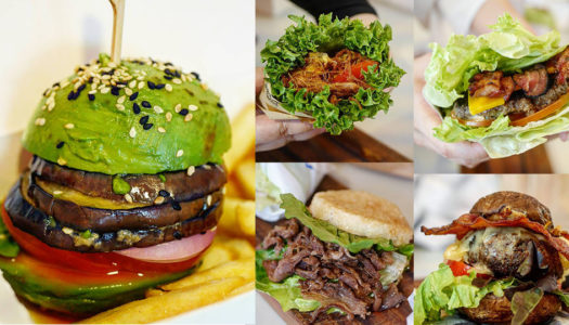 I Don't Like Big Buns! | Road Testing Bangkok's Bunless Burgers | Bangkok Foodies