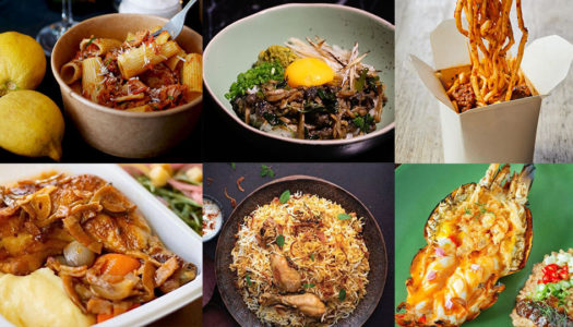Don't Go to Them, They'll Come to You! Bangkok's Upscale Restaurants Adapt From Dine-in to Dine-out   Bangkok Foodies