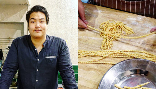 21 Year Old Thai Chef Opens Fresh Pasta Joint at Rock-Bottom Prices | Bangkok Foodies