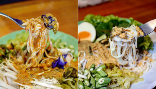 "Thailand's Famous ""Khanom Chin"" Varieties, Myths & Where to Try Them in Bangkok 